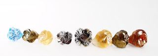 NV32 Кольцо Роза маленькое 5 вариантов цветов