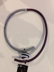 Колье на каучуке с шаром в середине (Рост)