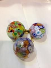 Шар на елку multicolor, d- 5 см, муранское стекло