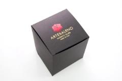 Коробка 10х10х10см для браслетов DM и небольших фигурок из муранского стекла